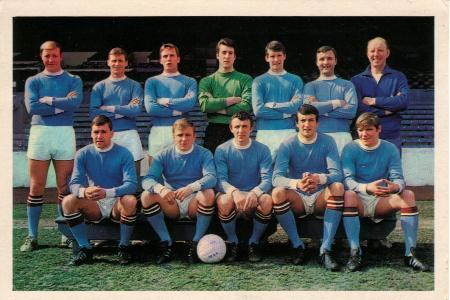 FRANCIS LEE BAB-FOOTBALL ERS MANCHESTER CITY